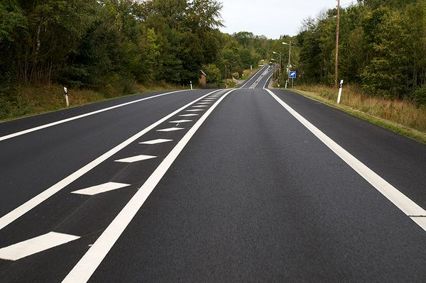 ViaTherm® Road Markings